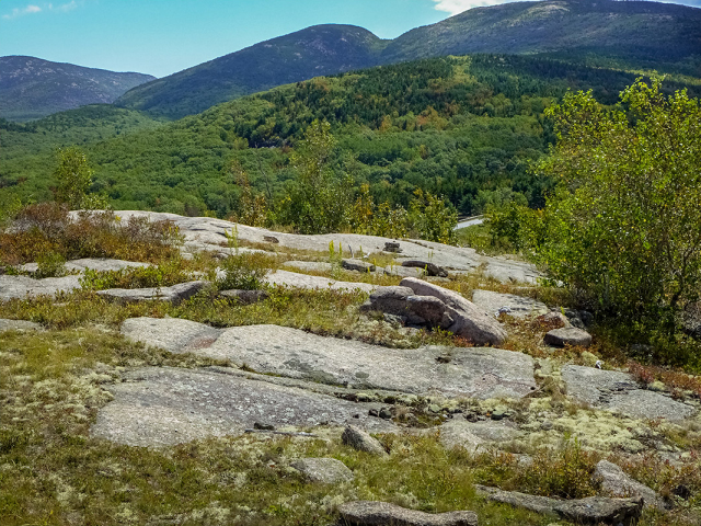 When I saw the small cairn in the distance, I knew I had found something.